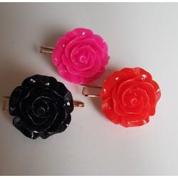 Fleur broche 4 cm