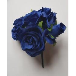 Bouquet de fleurs Corail