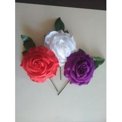 Fleur sur tige 12 cm