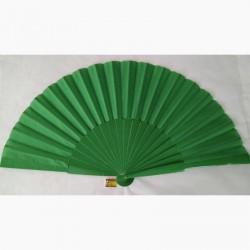 "Eventail ""Pericon"" vert kaki 30 cm"